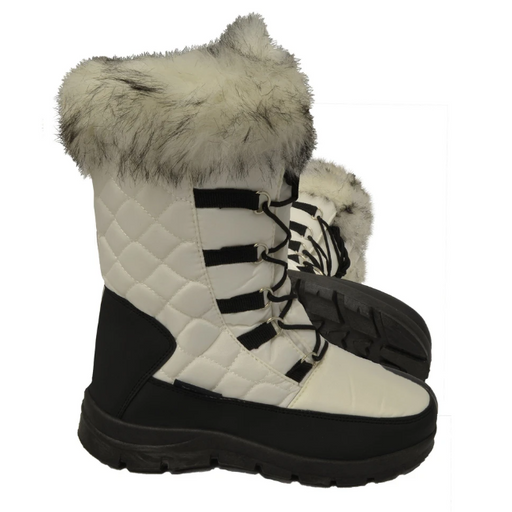 XTM Inessa Ladies Boot - White