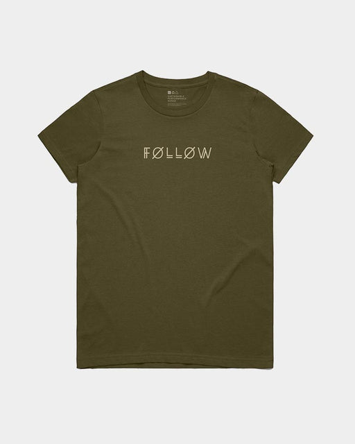 2020 Follow Ladies Rep Tee