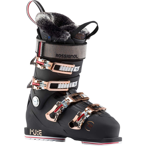 2021 Rossignol Pure Pro Heat Womens Snow Ski Boots - Night Black