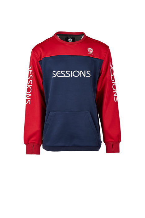 2020 Sessions Roster Pullover Crew