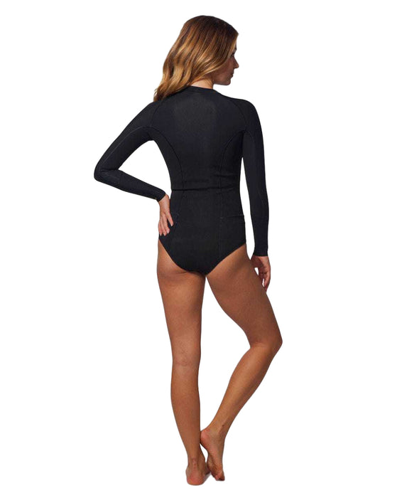 2020 G-Bomb Long Sleeve Hi Cut Womens Spring Wetsuit