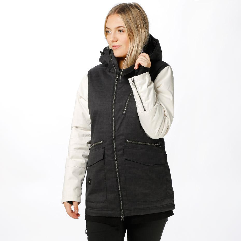 L1 Blackheart Womens Jacket
