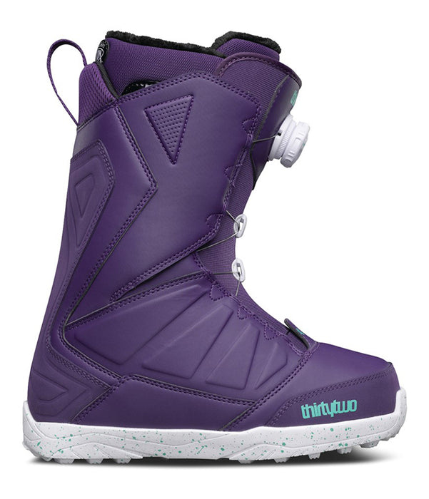 2017 Thirtytwo Lashed Boa Womens Snowboard Boots