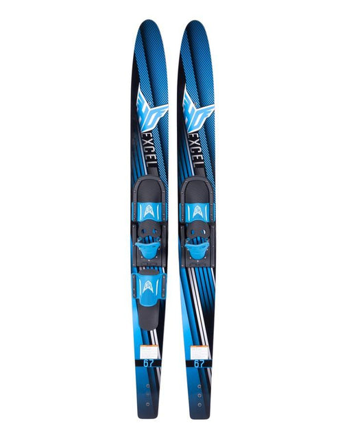 2020 HO Excel Combo HS/RTS Mens Water Skis