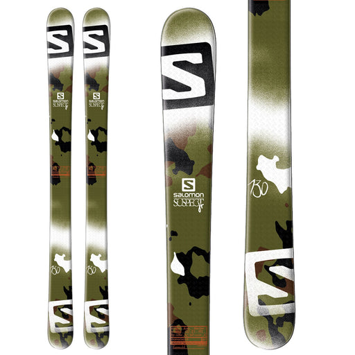 Salomon Suspect Junior Snow Skis
