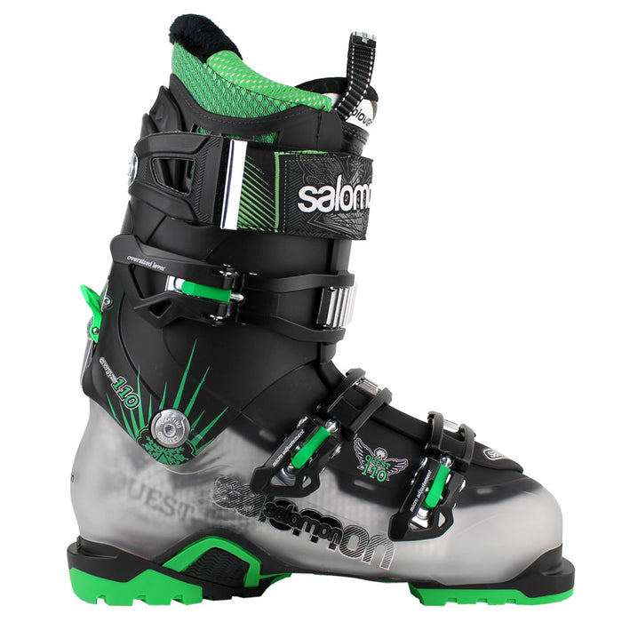 Salomon Quest 110 Snow Ski Boots