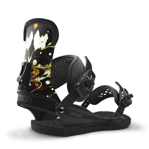 2017 Union Milan Snowboard bindings