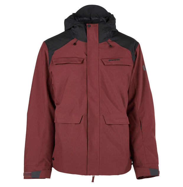 2020 Bonfire Structure Mens Jacket