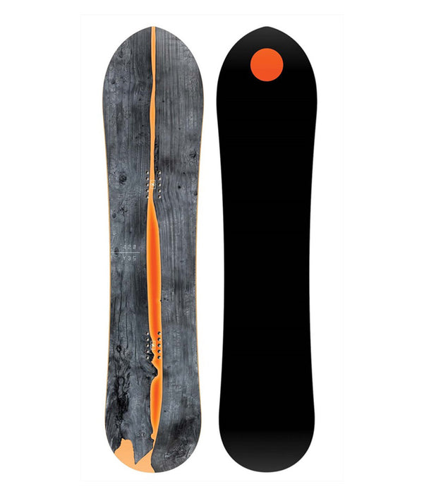 2019 Yes 420 Mens Snowboard - Welcome Wake & Snow
