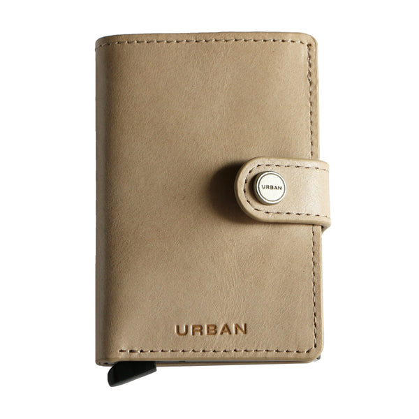 Smart Wallet & Cards Holder - Natural