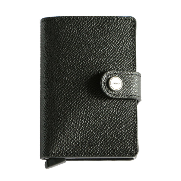 Smart Wallet & Cards Holder - Black
