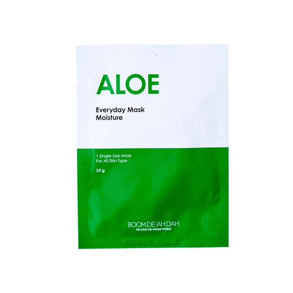 BOOM DE AH DAH EVERYDAY MASKS - ALOE | SMOKE & SODA