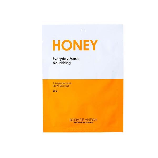 BOOM DE AH DAH EVERYDAY MASKS - HONEY | SMOKE & SODA