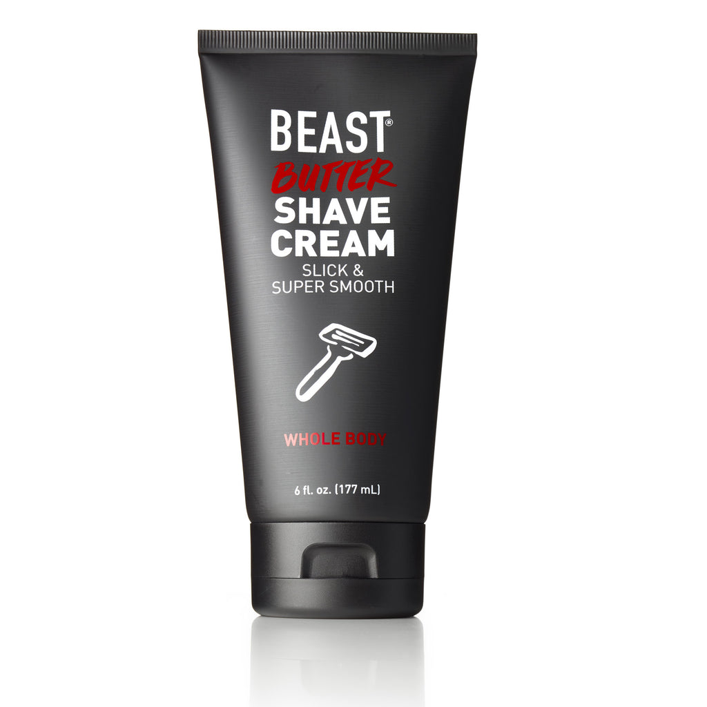 Beast Butter Whole Body Shave Cream | SMOKE & SODA
