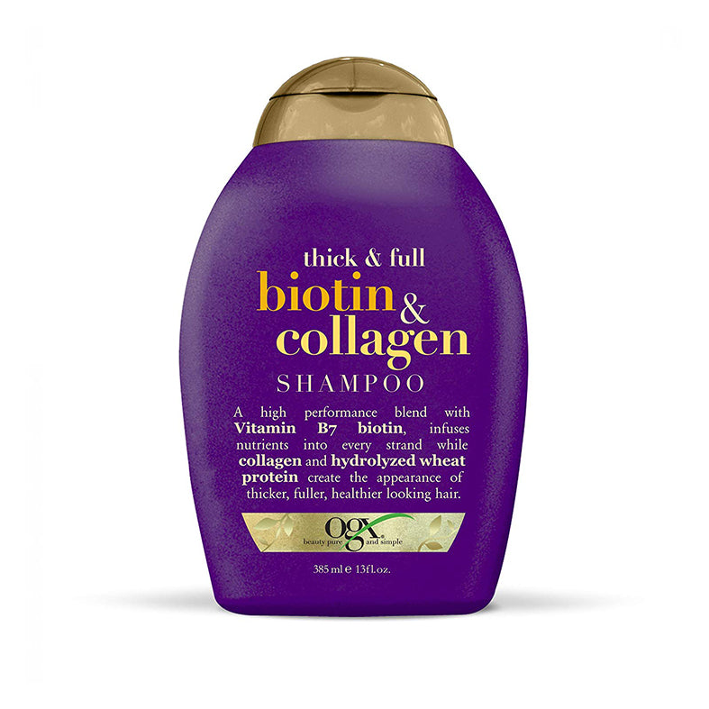 Biotin & Collagen Shampoo | SMOKE & SODA