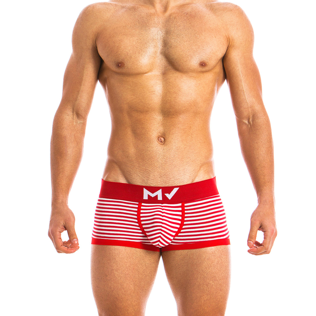 Red Marine Classic Boxer | SMOKE & SODA