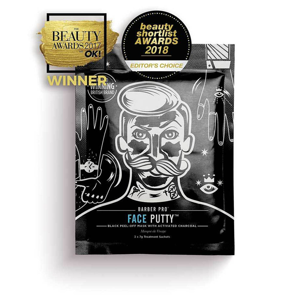 Face Putty Peel-Off Mask | SMOKE & SODA