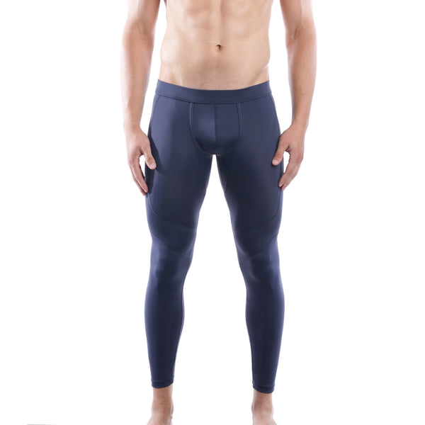 Strike Tights Navy | SMOKE & SODA