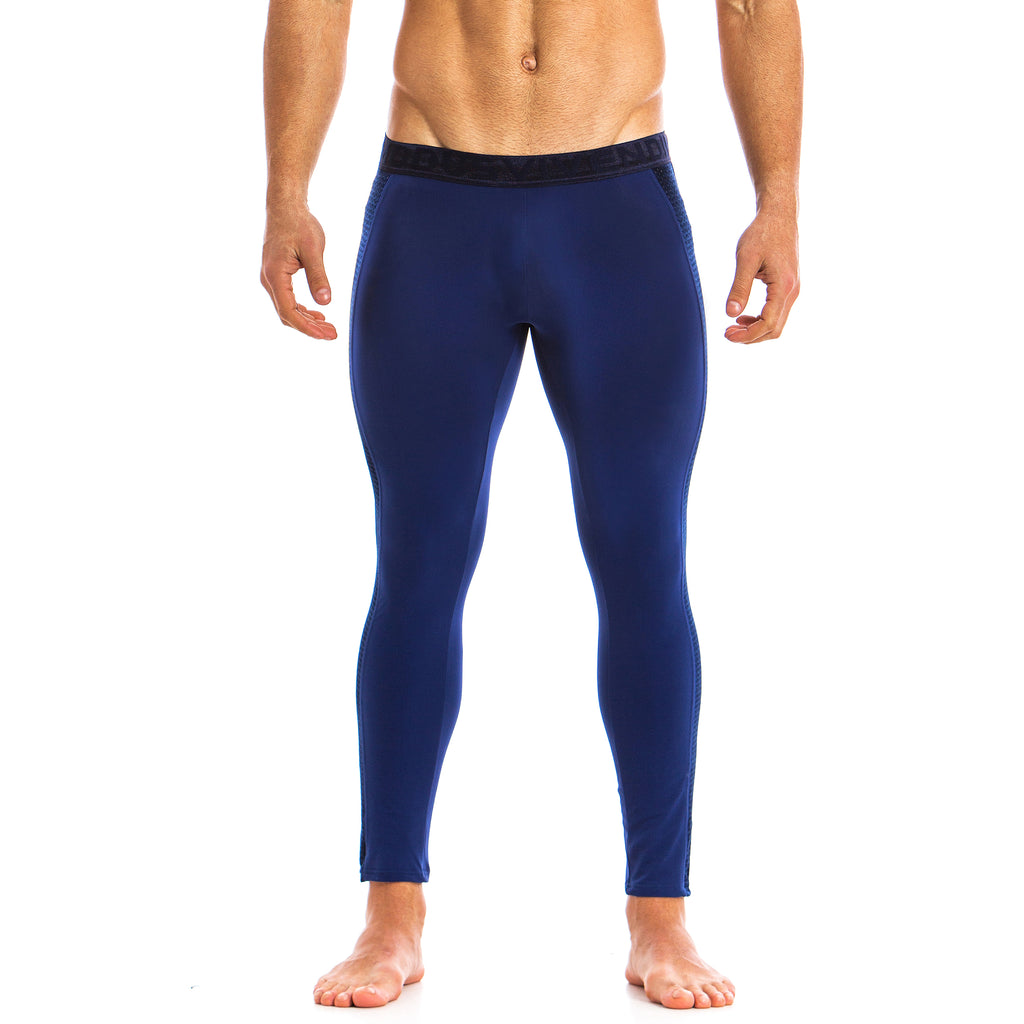 Blue Wolf Legging | SMOKE & SODA