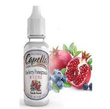 Load image into Gallery viewer, BLUEBERRY POMEGRANATE - CAPELLA-FLAVOURINGS-Infinite Vaper