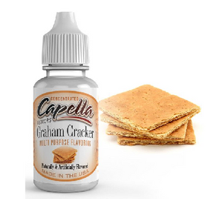 GRAHAM CRACKER- CAPELLA-FLAVOURINGS-Infinite Vaper