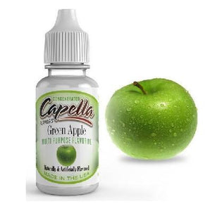 GREEN APPLE - CAPELLA-FLAVOURINGS-Infinite Vaper