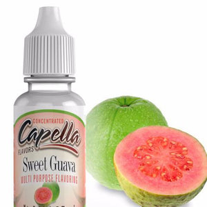 SWEET GUAVA - CAPELLA-FLAVOURINGS-Infinite Vaper