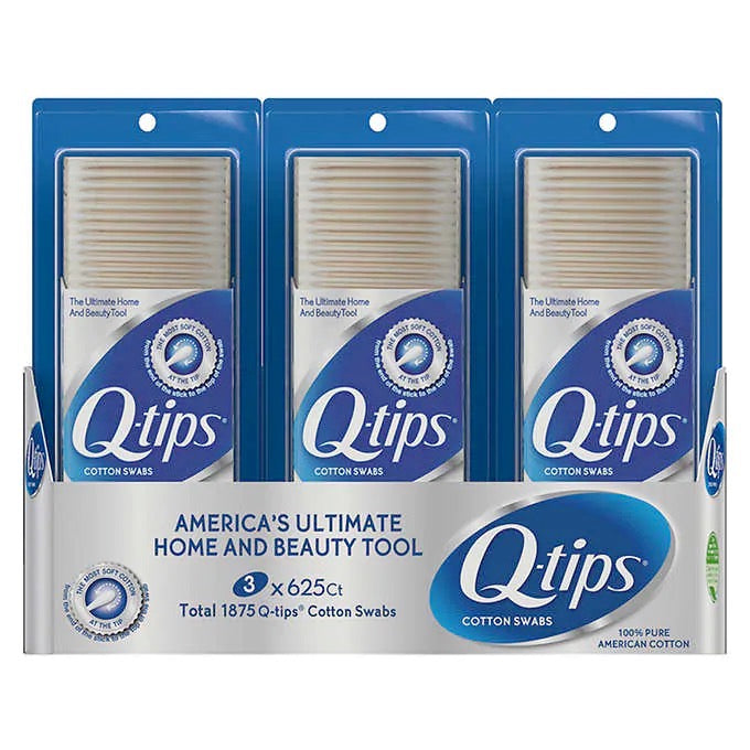 Q-tips Cotton Swabs, 1875-count - Emerson Dental & Medical Supply