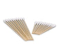"Disposable 3"" Inch Cotton Tipped Applicators 1000 pcs - Emerson Dental & Medical Supply"