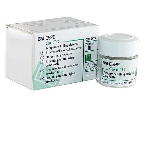 3M ESPE Cavit G (Gray) Temporary Filling Material 28g - Emerson Dental & Medical Supply