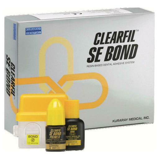 Clearfil SE Bond Resin-Based Adhesive Kit - Emerson Dental & Medical Supply