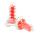 Premium Dental Dynamic Mixing Tips Red fits Penta Machine - Emerson Dental & Medical Supply