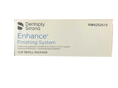ENHANCE Finishing System Cups - 30 pack by DENTSPLY - Emerson Dental & Medical Supply