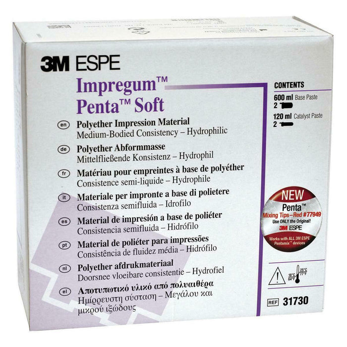 Impregum Penta Soft Medium Body - Double Pack by 3M ESPE - Emerson Dental & Medical Supply