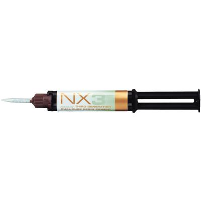 NX3 Automix Dual Cure Adhesive Cement 5g Syringe Shade: Clear by Kerr - Emerson Dental & Medical Supply