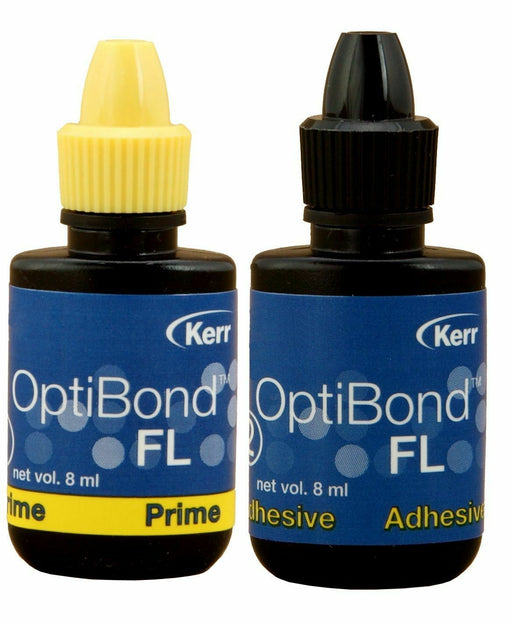 OptiBond FL Prime (Primer) & Adhesive - 8ml Bottles - Emerson Dental & Medical Supply