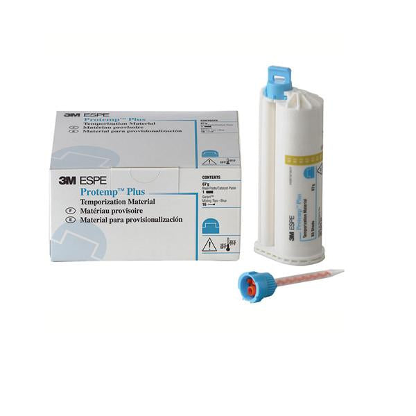3M ESPE Protemp Plus Temporization Crown & Bridge Material Refill - Emerson Dental & Medical Supply