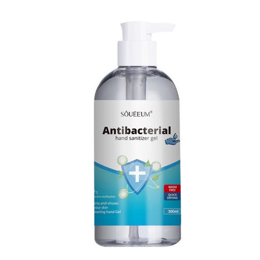 75% alcohol waterless 300ml Antibacterial Hand Sanitizer Gel - Emerson Dental & Medical Supply