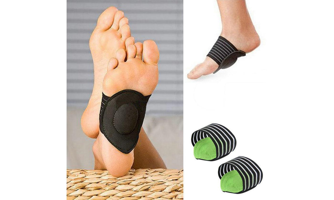 Pain Arch Support Cushion Footpad - Emerson Dental & Medical Supply