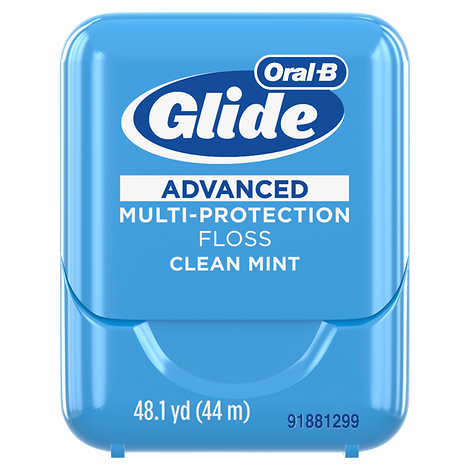 Oral-B Glide Advanced Floss, 6-pack - Emerson Dental & Medical Supply