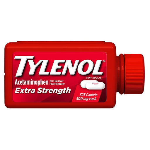 Tylenol Extra Strength, 325 Caplets - Emerson Dental & Medical Supply