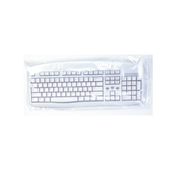 "Keyboard Cover Sleeves with Cuff – 22"" W x 14"" L, 250/Box - Emerson Dental & Medical Supply"