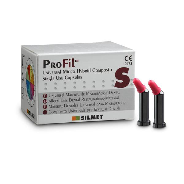 Silmet ProFil Unidose Capsules Universal Light-cure Composites - Emerson Dental & Medical Supply