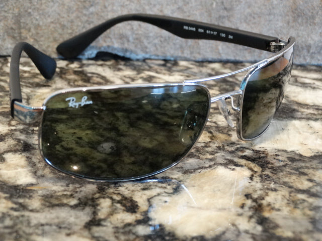 Ray Ban 3445 004 61x17 3N Sunspec