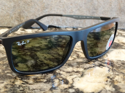Ray Ban 4214 601-S/9A 59x17 Polarized Sunspec