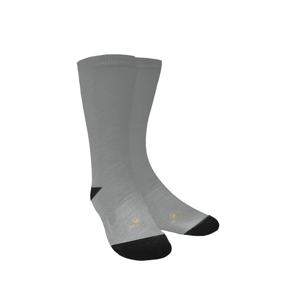 Cash Vision Socks - Grey