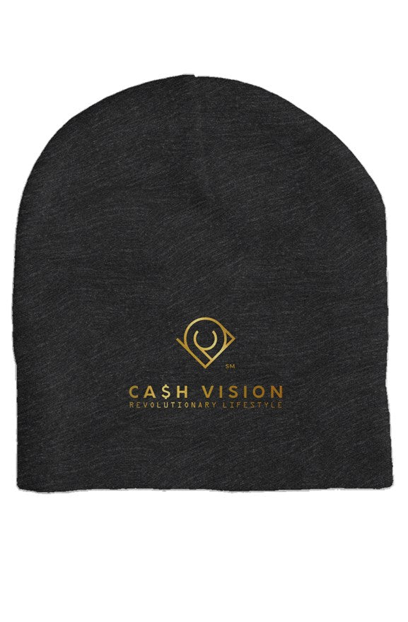Cash Vision Skull Cap - Heather Grey