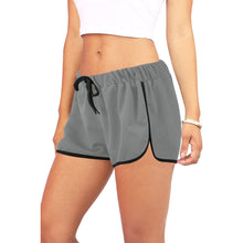 Load image into Gallery viewer, Cash Vision Cool Girl Shorts - Grey