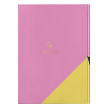 Load image into Gallery viewer, Cash Vision Hardcover Journal