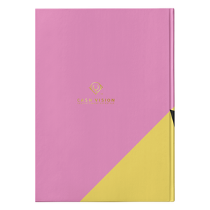 Cash Vision Hardcover Journal